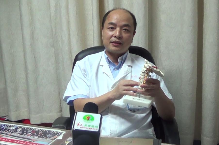 许卫红主任:椎体后凸成形术治疗骨质疏松性骨折